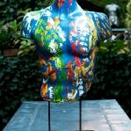 Torso 30 x 50 cm (Verkocht)
