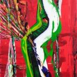 Wachter 40 x 100 cm (Verkocht)